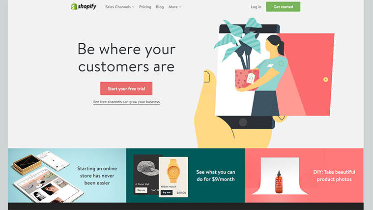 Best Shopify Themes For Artists - Shopify store templates