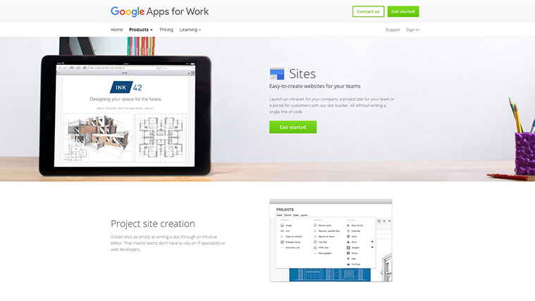 How to Create Your Own Website with Google Website Builder