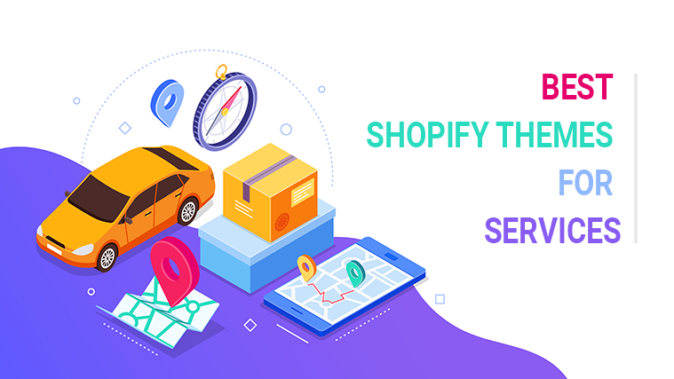 Best Shopify Themes for Services
