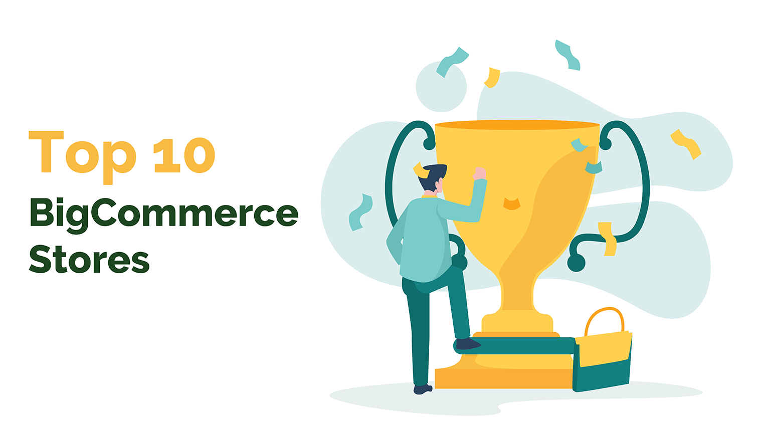 Top 10 BigCommerce Stores